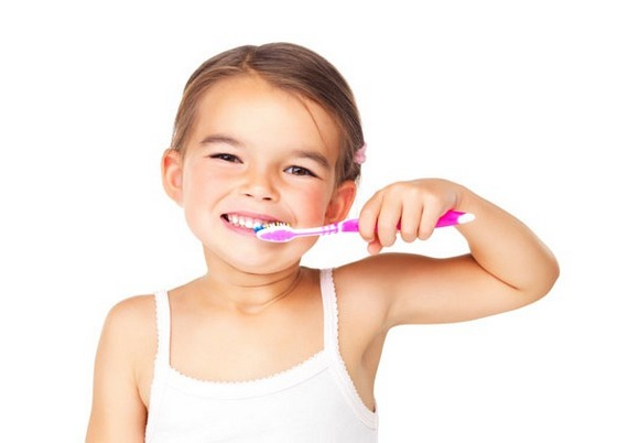 Teach your children proper brushing