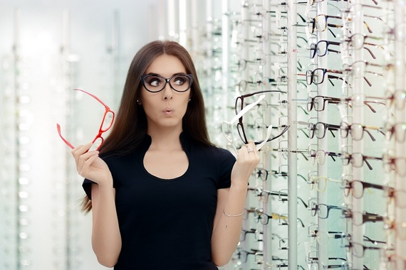 Choose the right glasses for your desired style