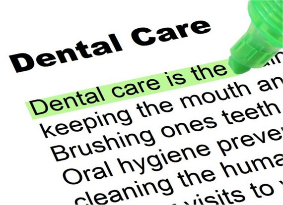 Good dental care prevents gingivitis