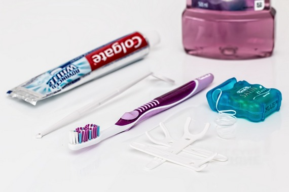 The tools of dental health care