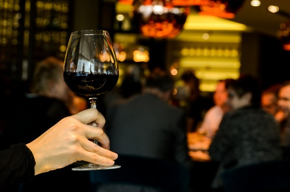 Get health benefits from drinking red wine