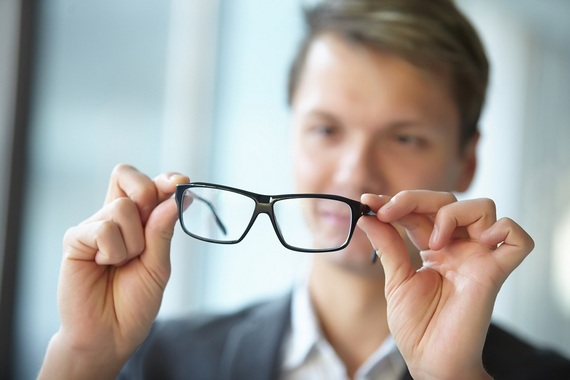 Take your time in choosing glasses and lenses