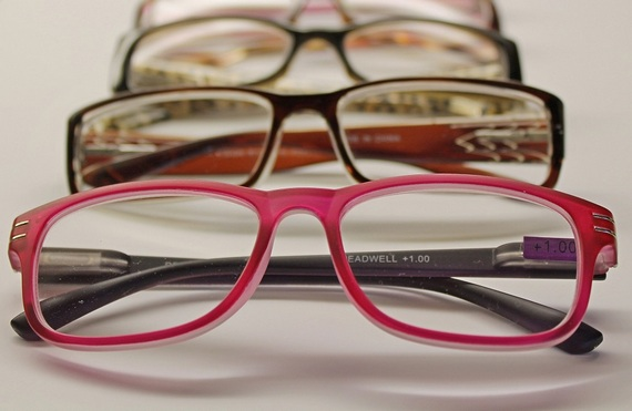 Eye glasses provide certain advantages over contact lenses