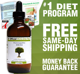 Official HCG Diet Drops - 45-day plan