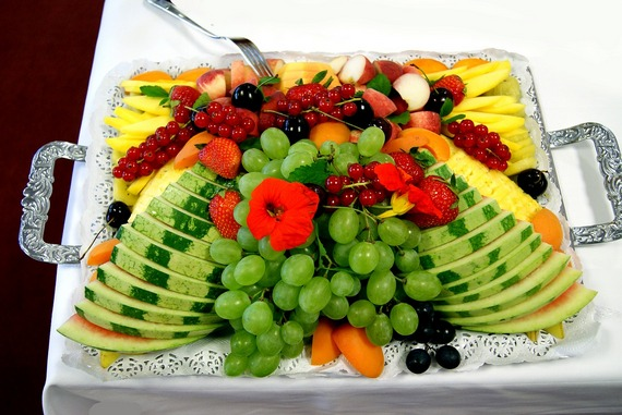 Fruits give the body enzymes