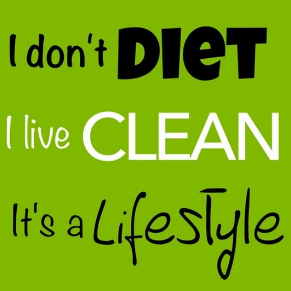 Live an active and clean lifestyle
