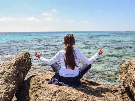Meditation provides many health benefits