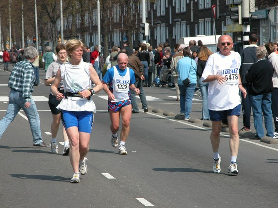More older people participate in fitness