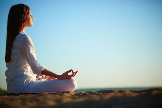 Achieve peace of mind with meditation