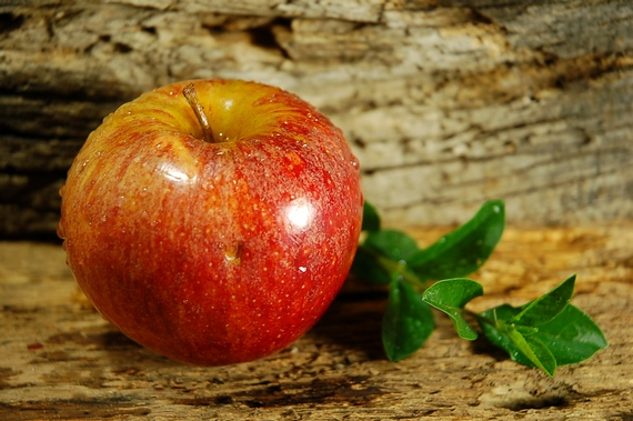 Apples are essential nutrition
