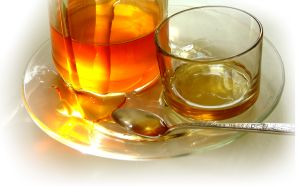 Add honey to your beverages