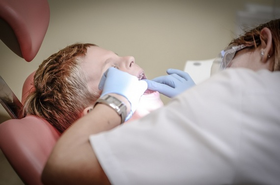 Make regular visits to your dentist